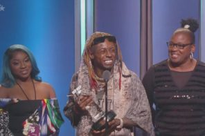 Lil Wayne Talks Refusing To Stop In 'I Am Hip-Hop Award' Acceptance Speech