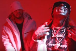 Watch Lil Wayne's New Video 'Uproar'