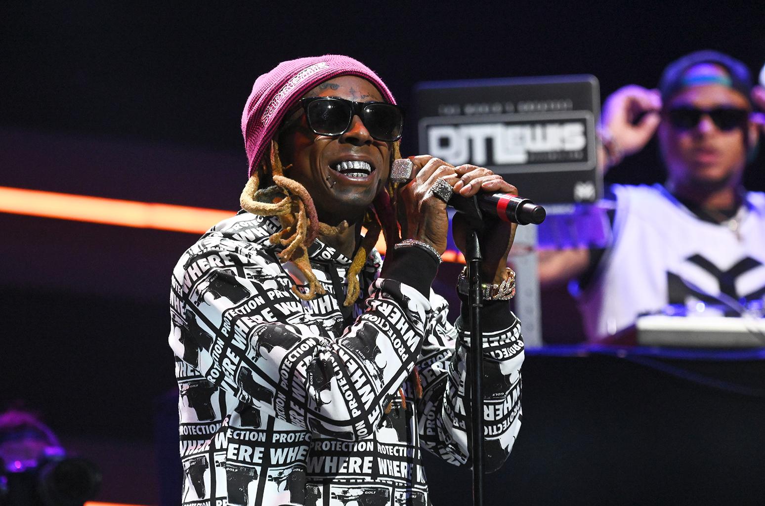 9 New Lil Wayne Songs From 'Velvet' Surface Online ...