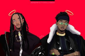 Ty Dolla Sign & Jeremih Share Artwork for 'MihTy' Album