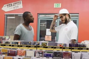 Post Malone Pranks People as Undercover Record Store Executive
