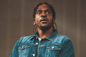 Pusha T Reveals He's Finishing His New Album