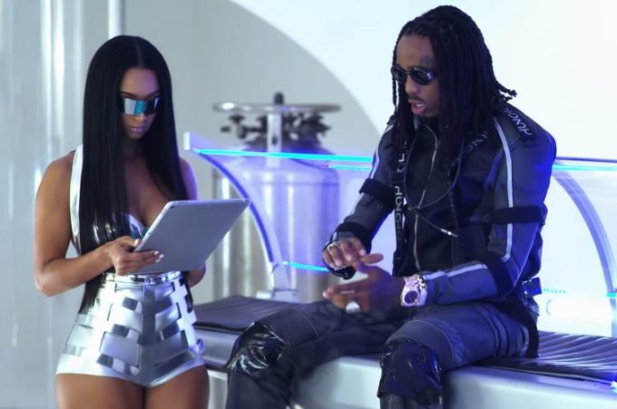 VIDEO: Quavo  - 'BUBBLE GUM'