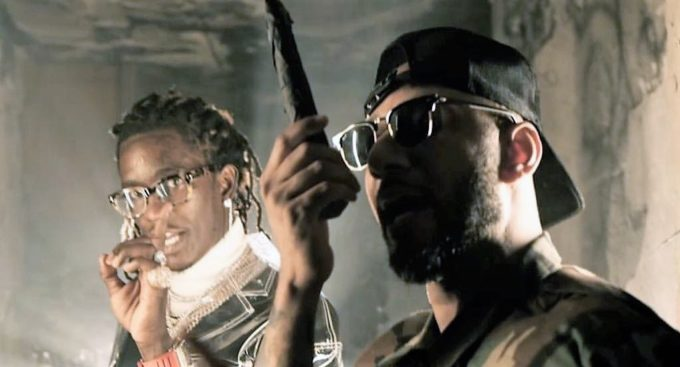 Swizz Beatz Shares New Single & Video '25 Soldiers' Feat ...