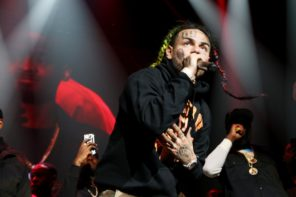 Tekashi 6ix9ine Reportedly Arrested by Federal Authorities