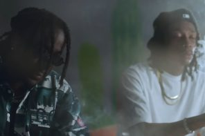 New Video: K Camp – 'Clouds' (Feat. Wiz Khalifa)