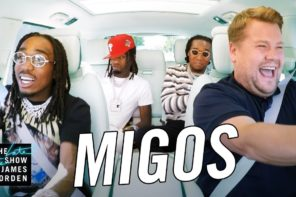 Watch The Full Episode of Migos' Carpool Karaoke