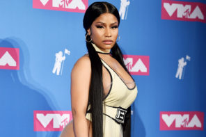 Nicki Minaj Previews Her Contribution to 'Spider-Man: Into The Spider-Verse' Movie