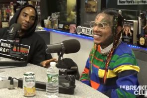 Tekashi 6ix9ine Stops By The Breakfast Club; Reveals Features on New Album 'Dummy Boy'