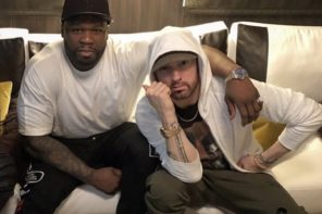 50 Cent Reveals Eminem is Working on New Music; Teases Collaboration