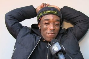 Lil Uzi Vert Runs Out of Nardwuar Interview: Watch