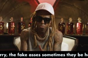 Lil Wayne Answers Fans Questions in 'The Bumbu Room' Ep. 1