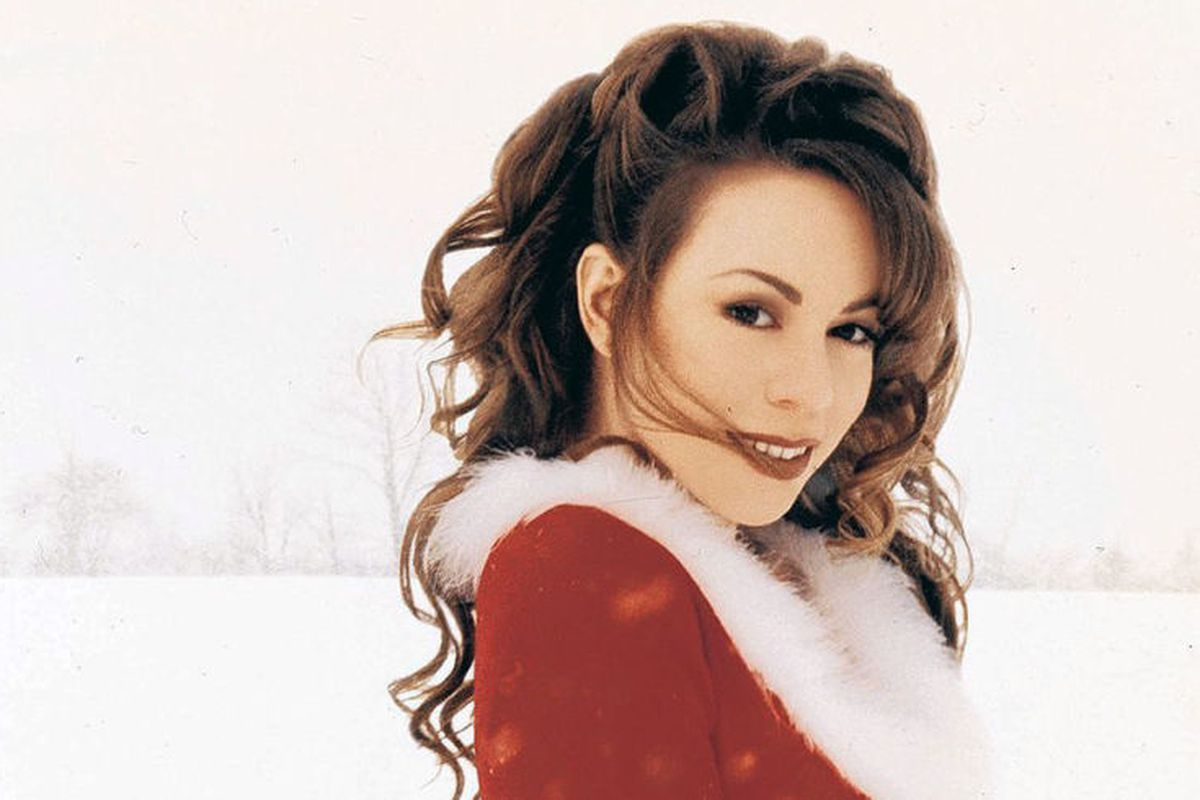 Mariah Carey's 24 Year Old Song 'All I Want for Christmas Is You' Breaks Spotify Single Day Record