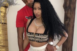 Nicki Minaj Clears Up Sex Offender Accusations Against New Boyfriend
