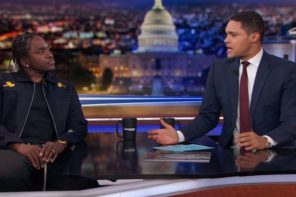 Pusha T Talks GRAMMY Nod, Drake Beef & More with Trevor Noah
