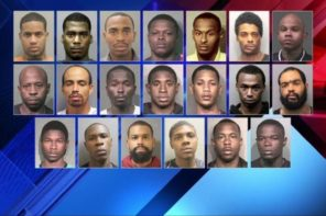 Houston Rap Video Leads to Arrest of 20 Gang Members Possessing Firearms