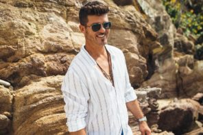 Robin Thicke Returns With New Single 'Testify': Watch