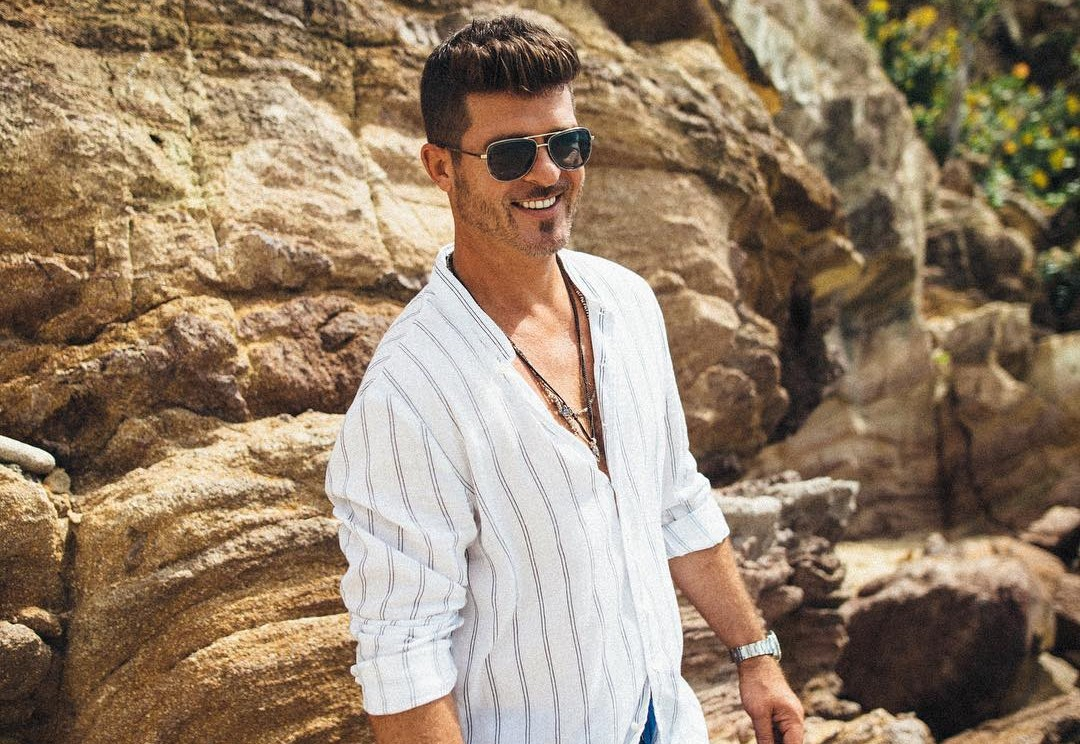 Listen to Robin Thickes New Song With Nicki Minaj