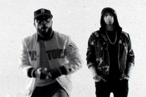 Royce 5'9″ Teases 'Bad Meets Evil 2' Project with Eminem