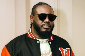 T-Pain Announces '1Up' Tour