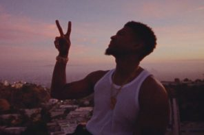 Watch Usher's New Video 'Peace Sign'