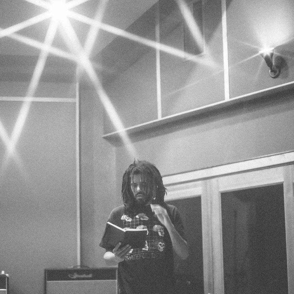 A Look Inside J  Cole's Vault Of Unreleased Music | HipHop-N