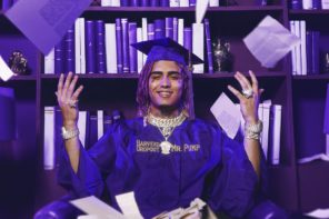 Lil Pump Announces Release Date for 'Harverd Dropout' Album