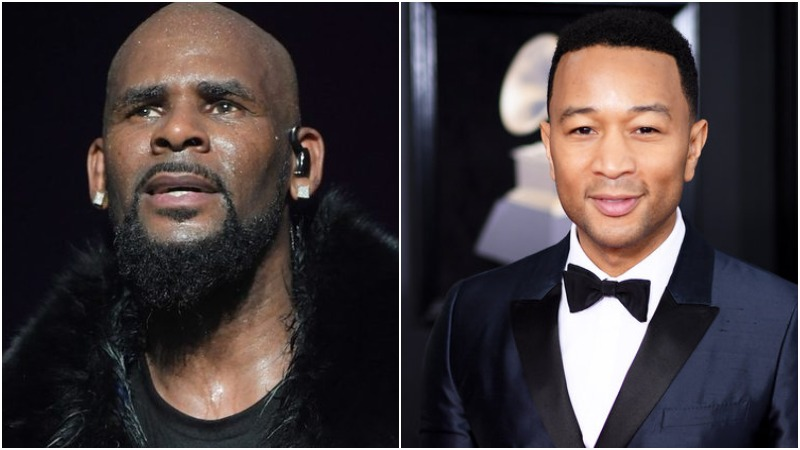 John Legend described as a 'hero' for participating in Surviving R Kelly
