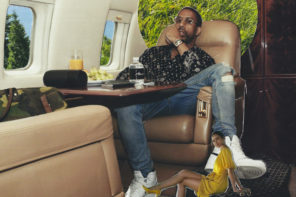 Stream Ryan Leslie's New EP 'Fleurier Flows'
