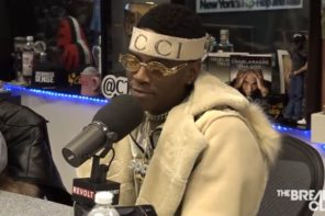 Soulja Boy Talks Tyga, Drake, Kanye, Chris Brown & More on The Breakfast Club
