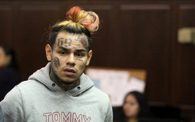 Tekashi 6ix9ine Expected to Be Released Today Due to Coronavirus Scare | HipHop-N-More