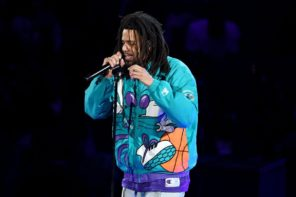 J. Cole Previews 2 New Songs at NBA All-Star Dreamville Show: Watch