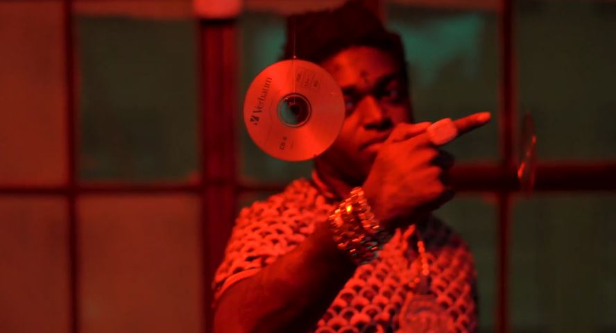 Kodak Black Shares New Song & Video 'Pimpin Ain't Eazy
