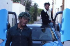 Watch Lil Uzi Vert & Playboi Carti's Unreleased 'Left Right' Video