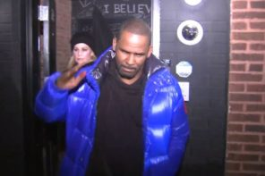 R. Kelly Charged with 10 Counts of Sex Abuse; Surrenders to Police