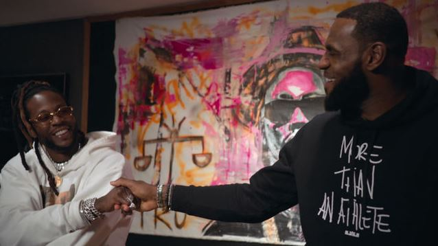 Watch 2 Chainz & LeBron James 'Rap or Go To The League