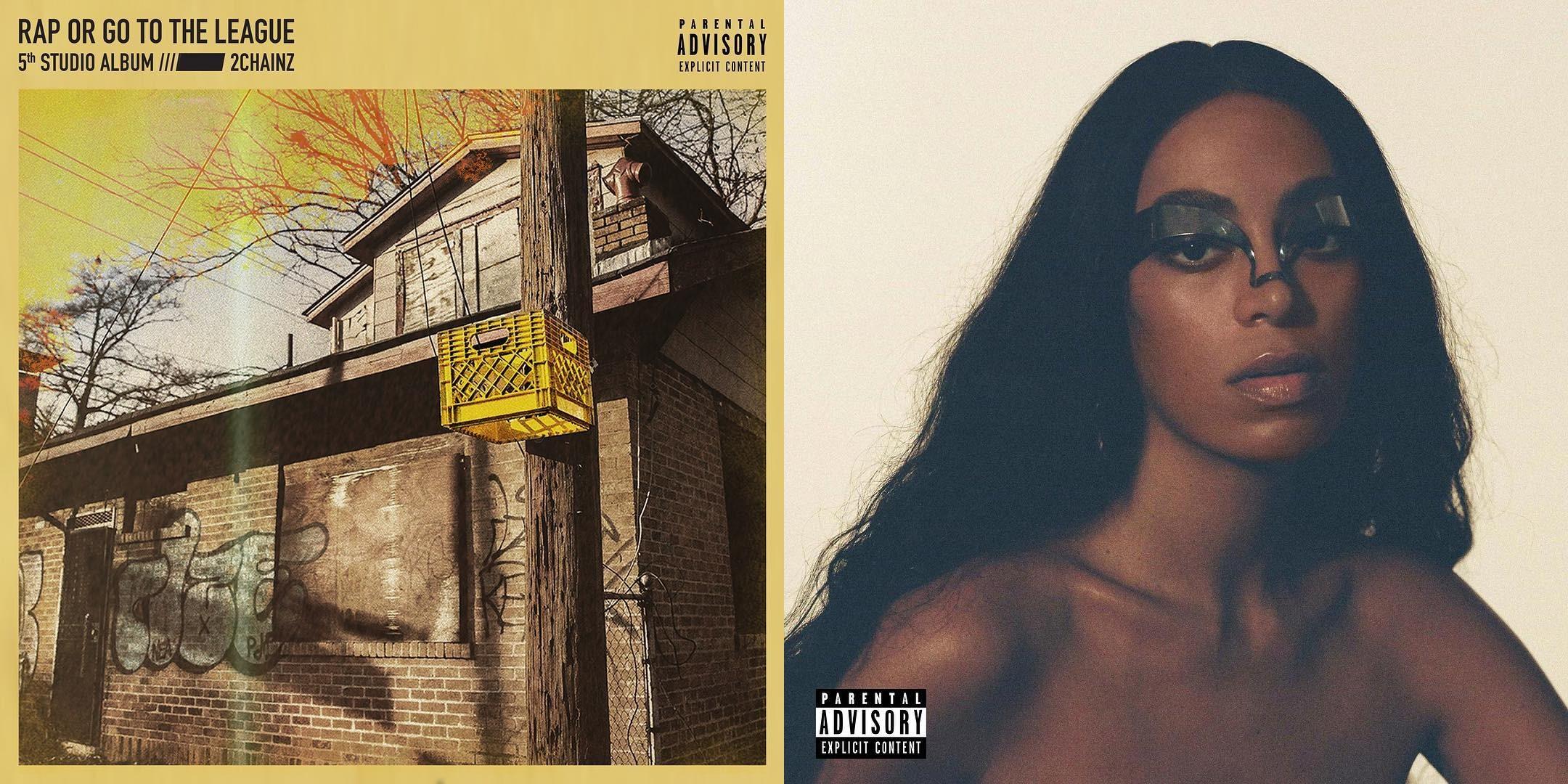 2 Chainz & Solange First Week Sales   HipHop-N-More