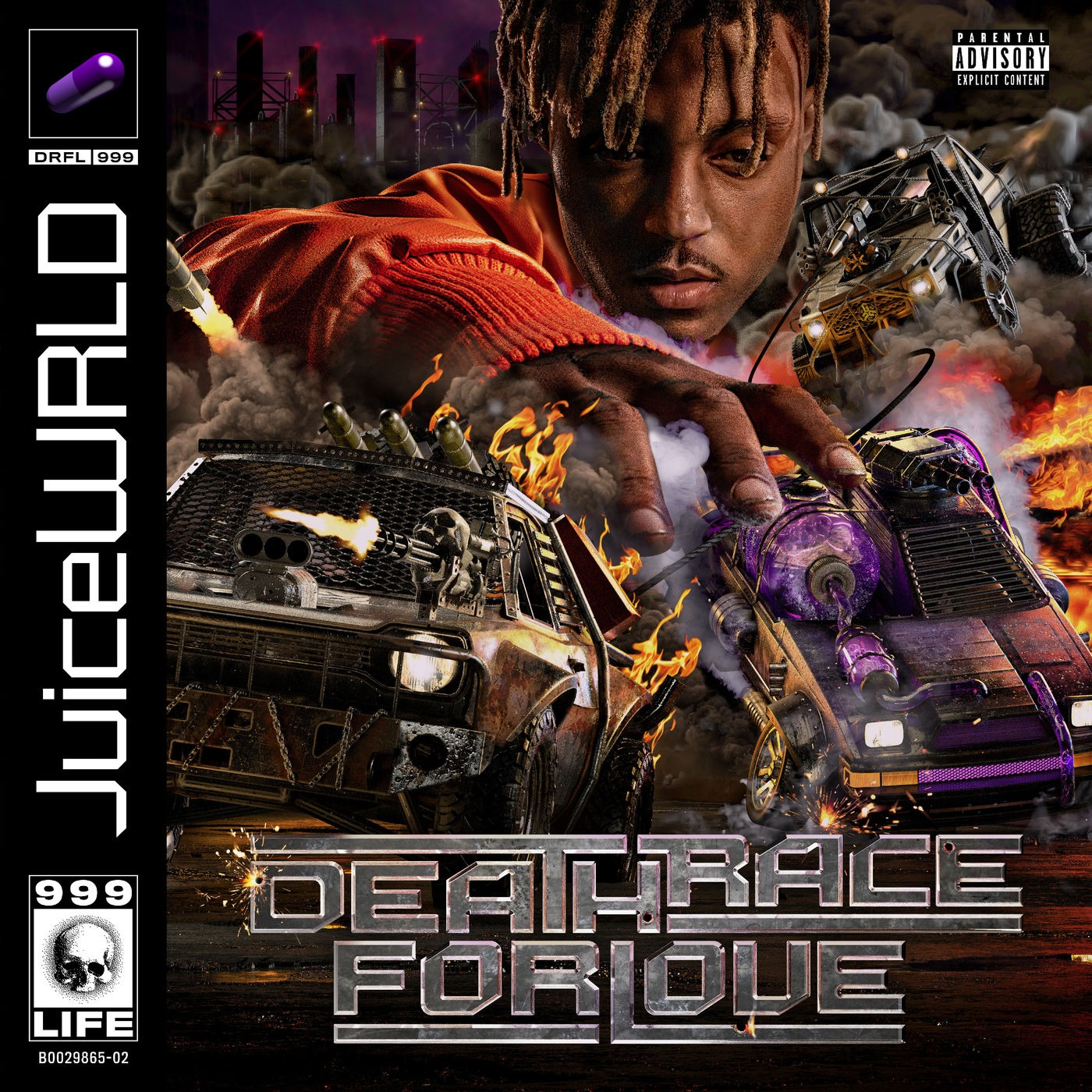 Juice WRLD Releases New Album 'Death Race For Love