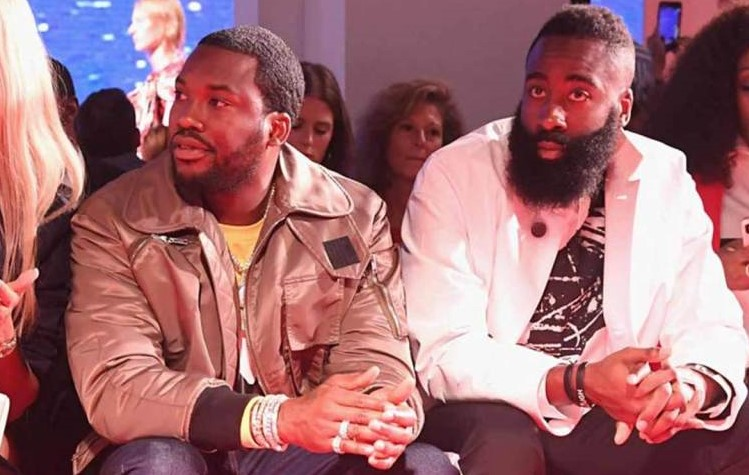 buy online 3e6af e48b9 James Harden Previews New Meek Mill Music: Watch | HipHop-N-More