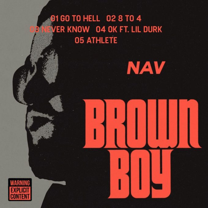 Nav - Brown Boy EP (Zip Download)