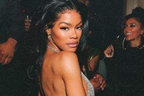 Teyana Taylor Reveals Release Date for New Album