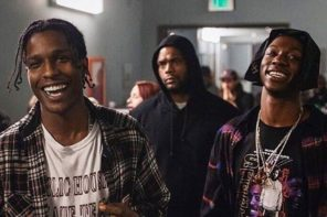 New Music: ASAP Rocky & Joey Badass – 'Too Many Gods'