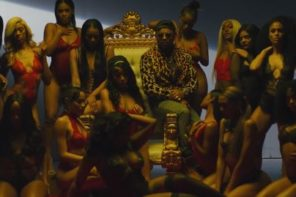 New Video: The-Dream – 'Bedroom'