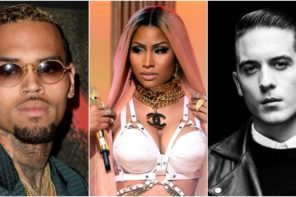 New Music: Chris Brown – 'Wobble Up' (Feat. Nicki Minaj & G-Eazy)