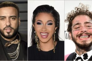 French Montana, Cardi B & Post Malone Shoot Music Video for New Song: Watch