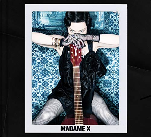 Madonna Announces New Album 'Madame X', Drops New Song 'Medellín'