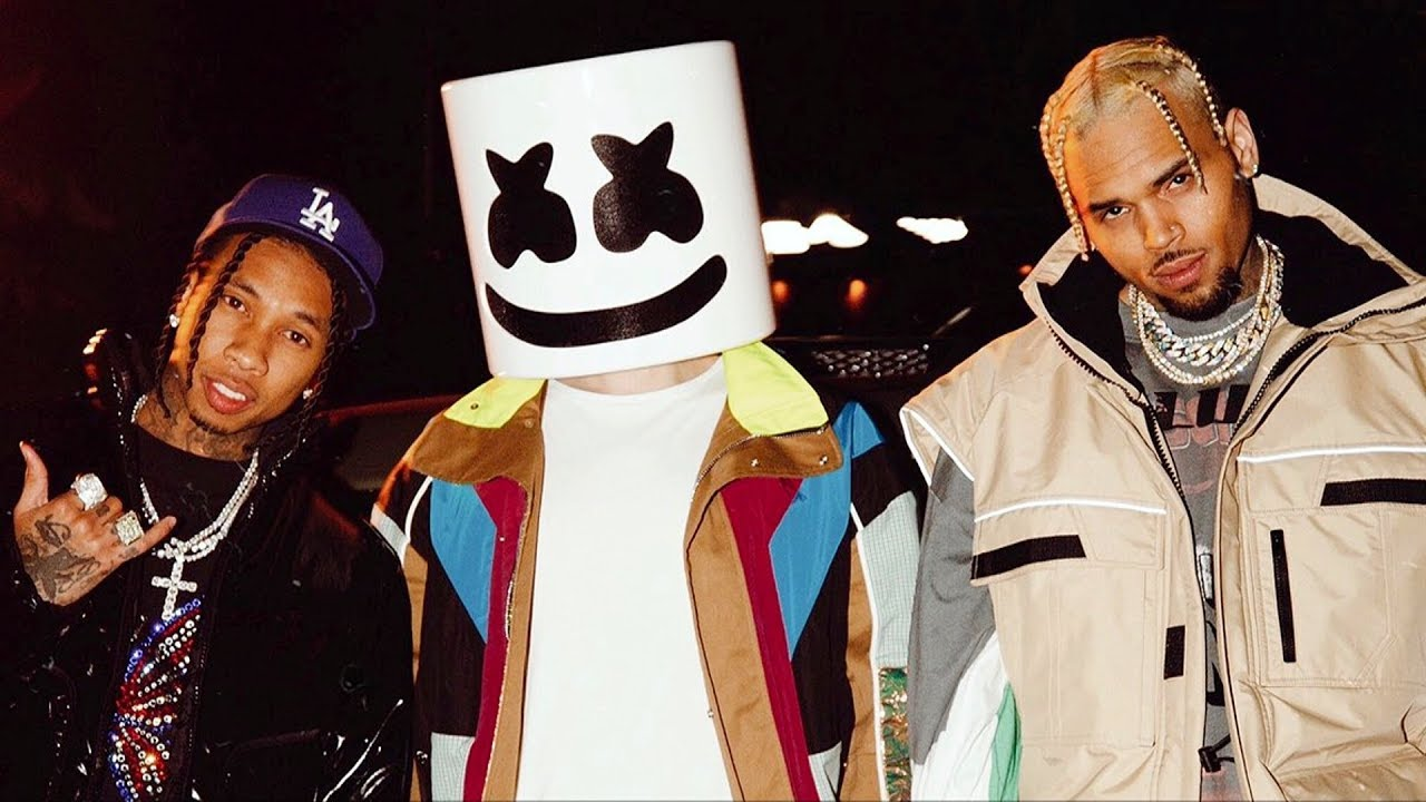 "Image result for MARSHMELLO ""LIGHT IT UP""FT. TYGA & CHRIS BROWN"