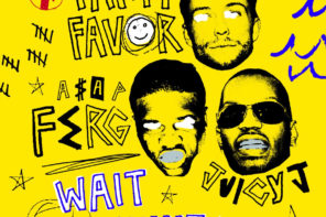 Juicy J & ASAP Ferg Join Party Favor on New Song 'Wait a Minute': Listen