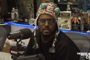 ScHoolboy Q Returns to The Breakfast CLub