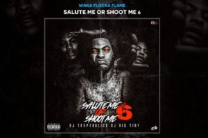 Stream Waka Flocka Flame's New Mixtape 'Salute Me or Shoot Me 6'